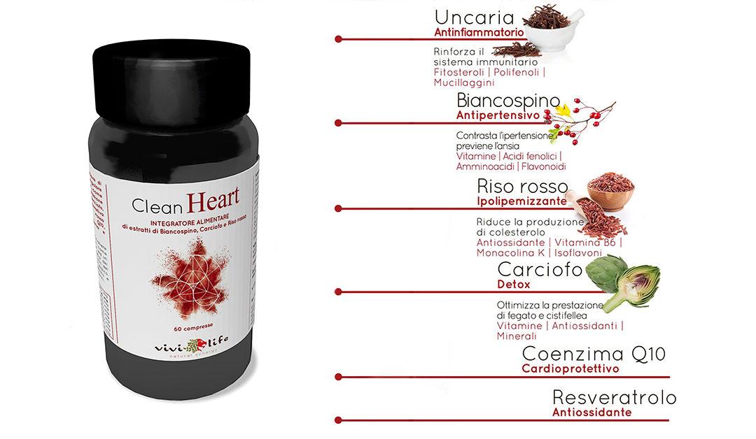 Clean Heart e alimentazione intelligente: Elimina definitivamente il colesterolo in eccesso e proteggi il cuore dagli affanni!
