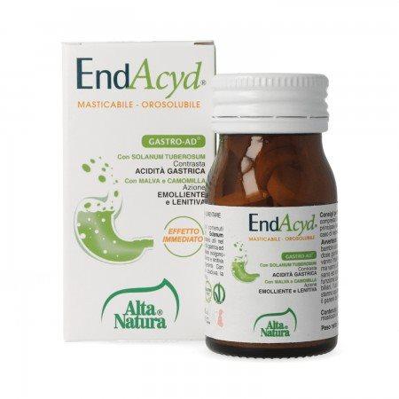 Endacyd 20 cpr masticabili